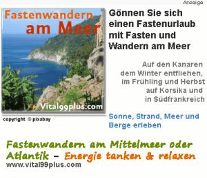 Fastenwandern - Aktiv im Inselurlaub